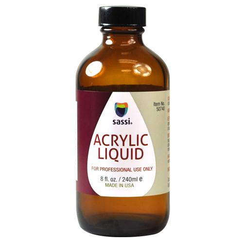 Acrylic Liquid 8oz