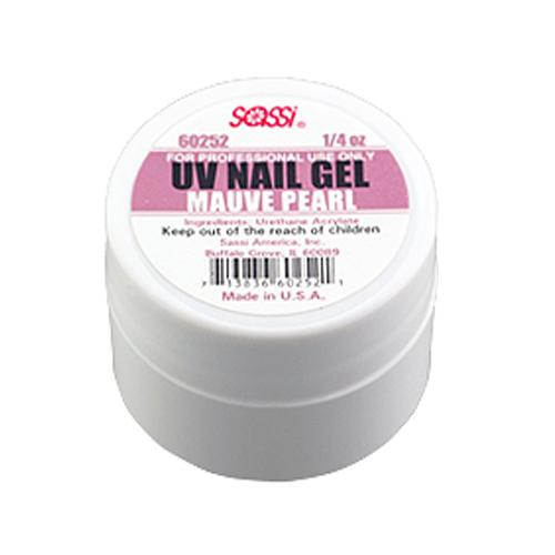 UV COLOR Gel Pearl/Mauve