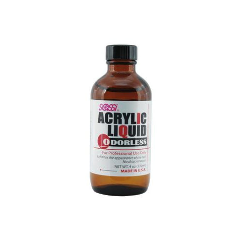Odorless Acrylic Liquid 2oz