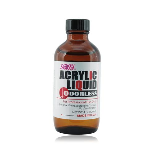Odorless Acrylic Liquid 4oz