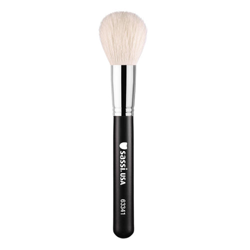Round Big Powder Brush