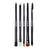 Double Sided Makeup Brush Set - 5pcs/set