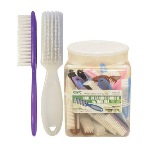 Nail Cleaning Brush w/ Handle
