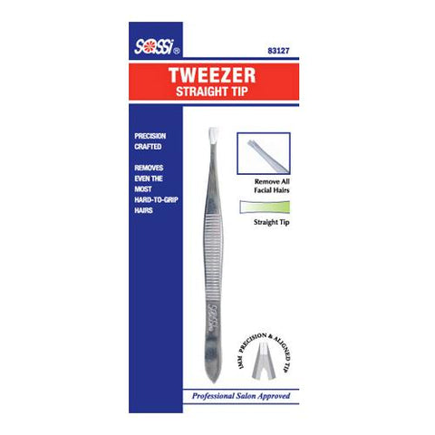Straight Tip Tweezer