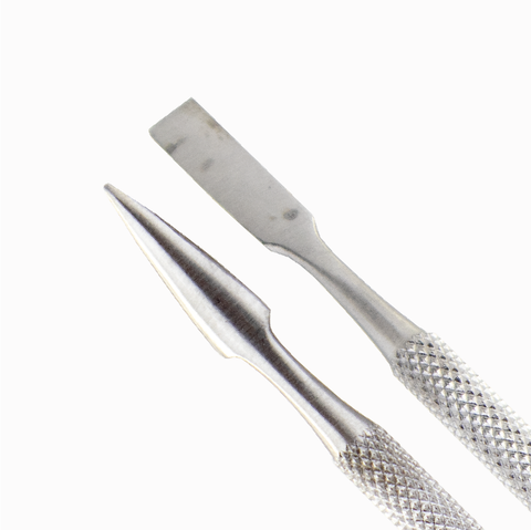 Cuticle Nail Pusher Dual Tipped