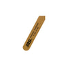 [BLISTER ITEM] Gold Wooden Emery Board 180/180(3PCS)