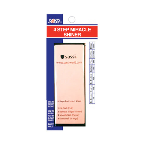 [BLISTER ITEM] 4Step Miracle Shiner 400/3000