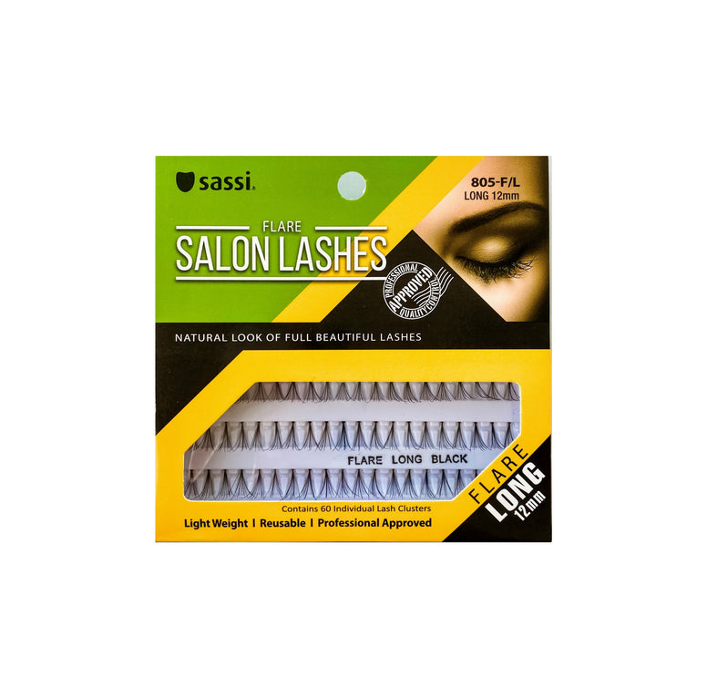 Salon Flare Lashes 12MM Long