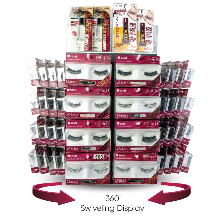 Maiasa Eyelash Display Rack