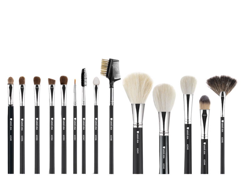 Pro Brush Collection (14pcs)