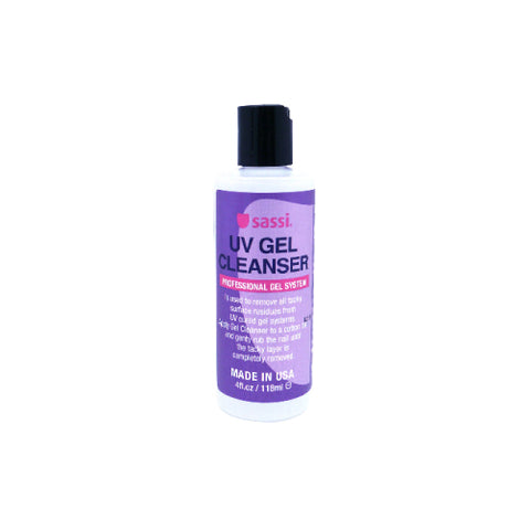 UV Gel Nail Surface Cleanser 4oz