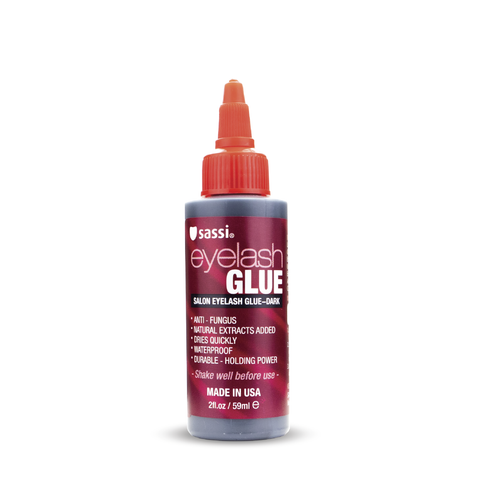 Eyelash Glue Dark, 2oz | 60ml