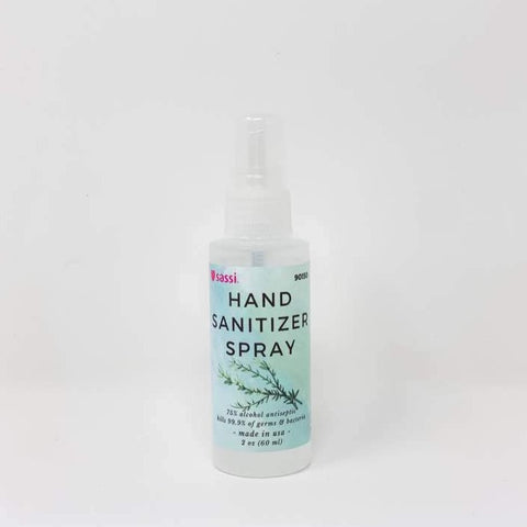 Hand Sanitizing Spray 2oz