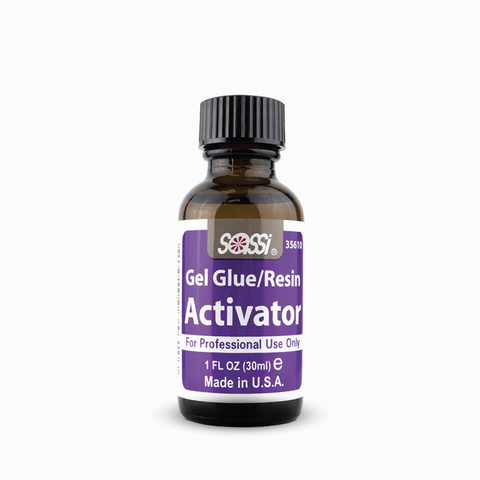 Nail Gel Glue Activator, 1oz | 30ml