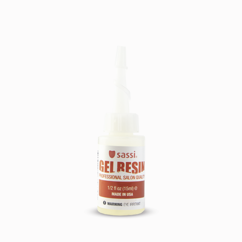 Nail Gel Resin, 1/2oz | 15ml