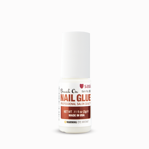 Nail Glue Brush-on, .11oz | 3ml
