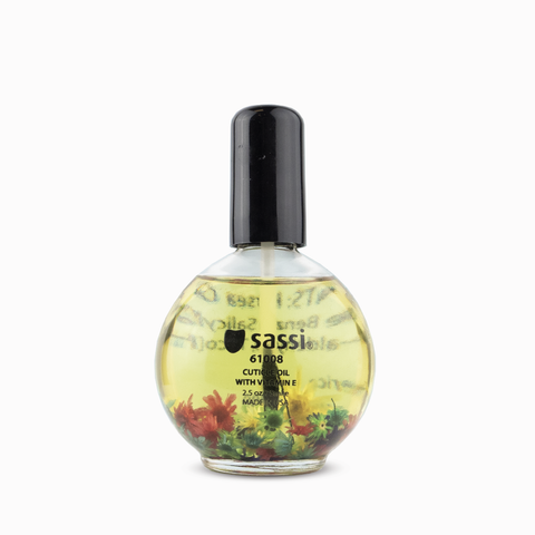 Nail and Cuticle Oil Treatment