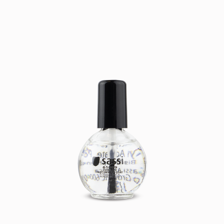 Airbrush Fast Dry Top Coat 2.5oz