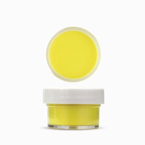 Acrylic COLOR Powder - Yellow