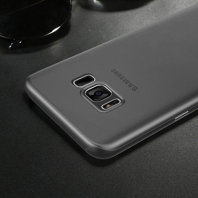 Baseus Luxury Phone Case For Samsung Galaxy S8 / S8 Plus 0.4MM Ultra Thin Slim Soft Back Cover For Galaxy S8 Plus Coque Capinhas