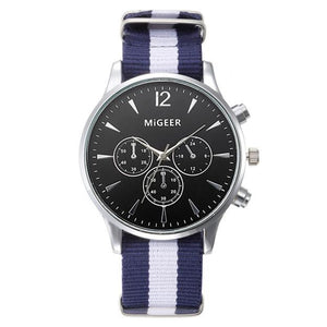 Canvas Men's Analog Watch