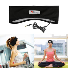 FORNORM Sport Earphone Lycra Fabric Anti-noise Sleeping Headphone
