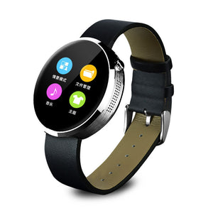 SMARTWATCH : Step Counter, Heart Rate Monitor & Tracker Walking Pedometer