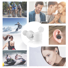 FORNORM X1T Mini Invisible Earphones Twins Wireless Stereo Earbuds
