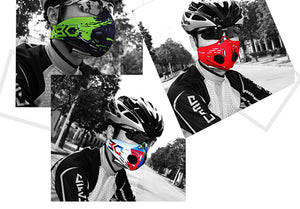 Anti Dust & Pollution Riding Cycling Face Mask