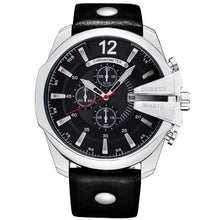 CURREN sport, Men Watch Retro Quartz