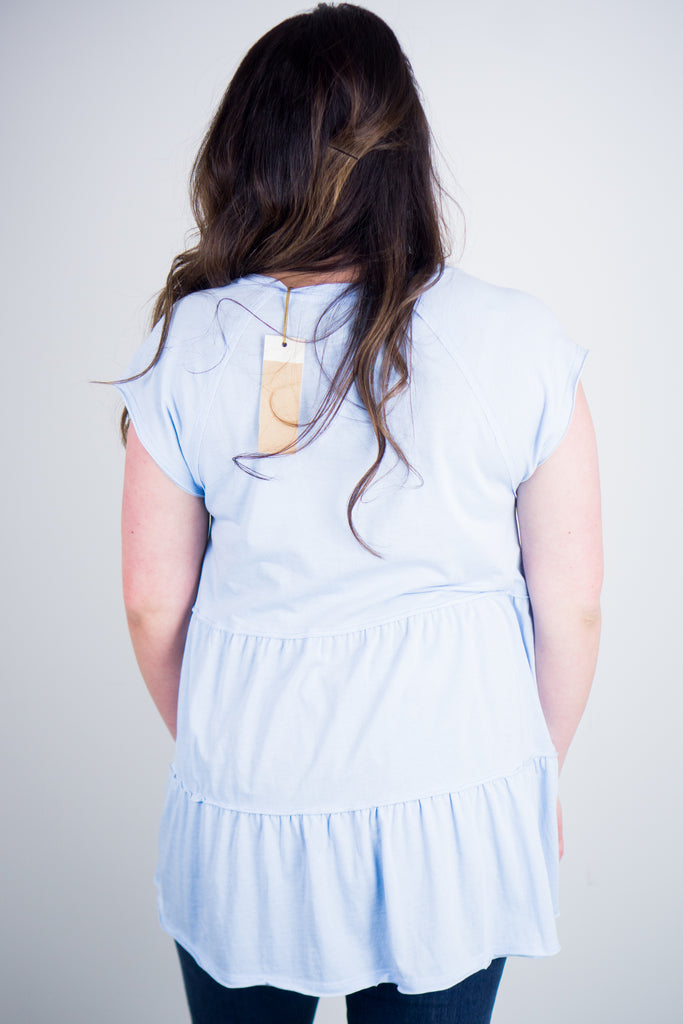 White Crow Nadina Top