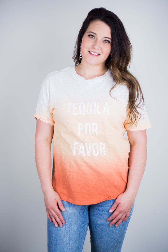 White Crow Tequila Por Favor Tee Shirt