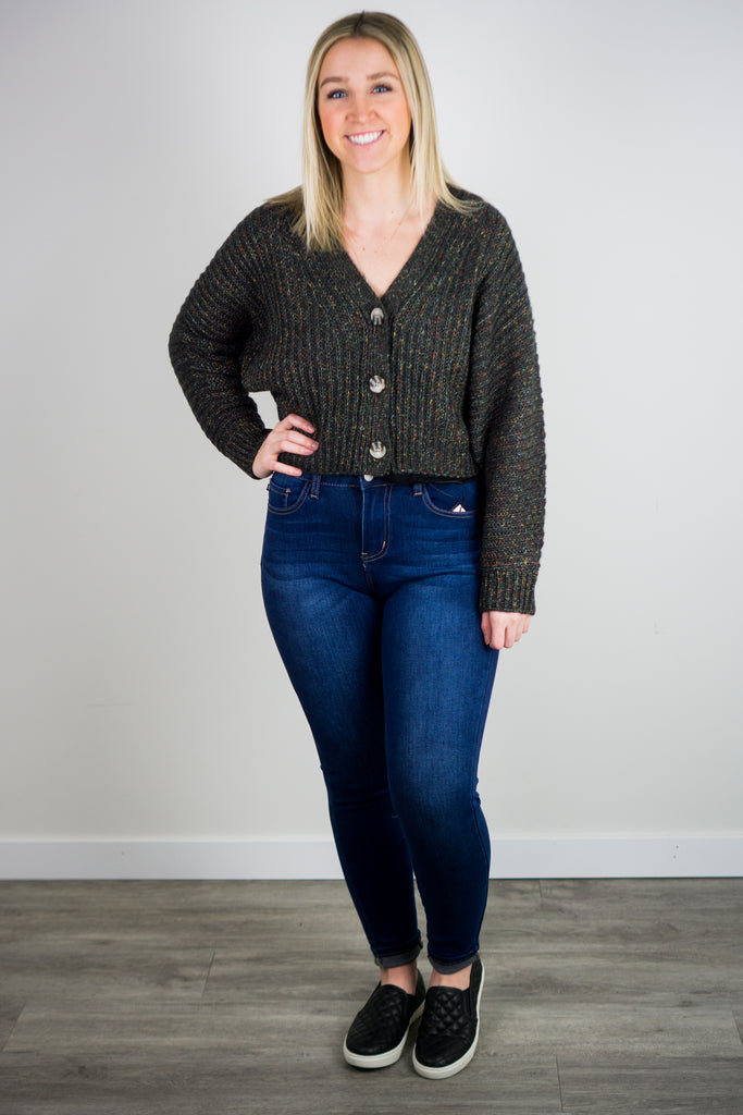 BB Dakota Hello Moonglow Cardigan