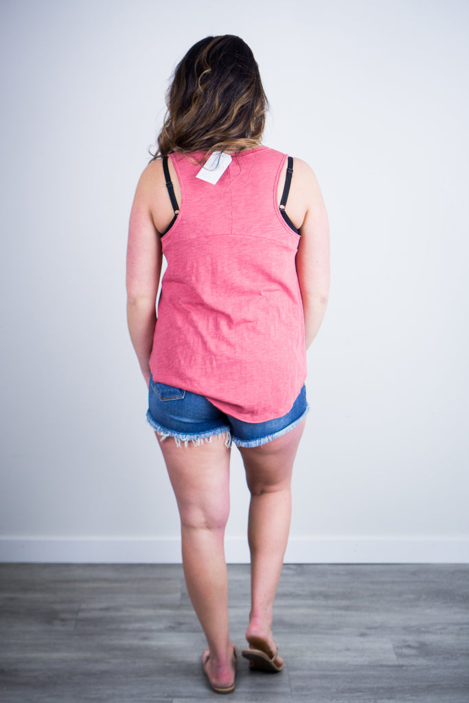 Z Supply Airy Slub Vagabond Tank