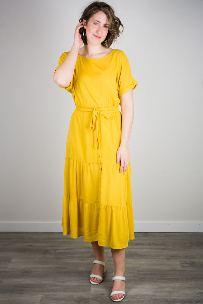 BB Dakota Sundown Dress