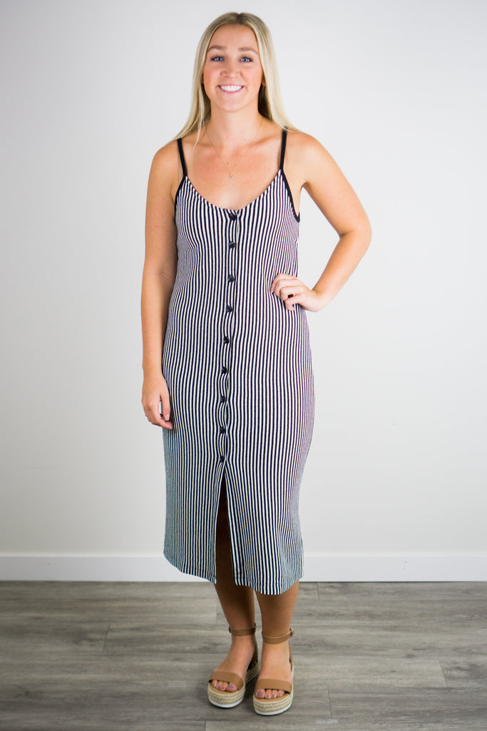 Z Supply Rosa Stripe Dress