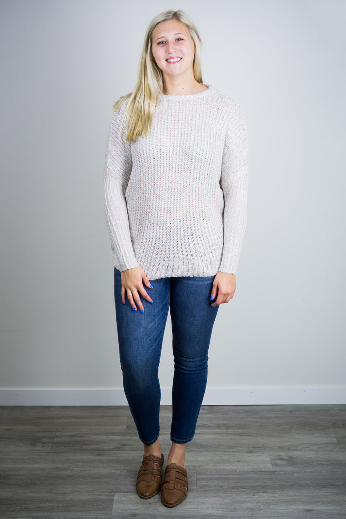 BB Dakota No Going Back Sweater