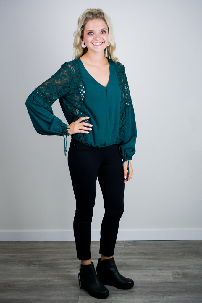 Black Swan Loma Blouse