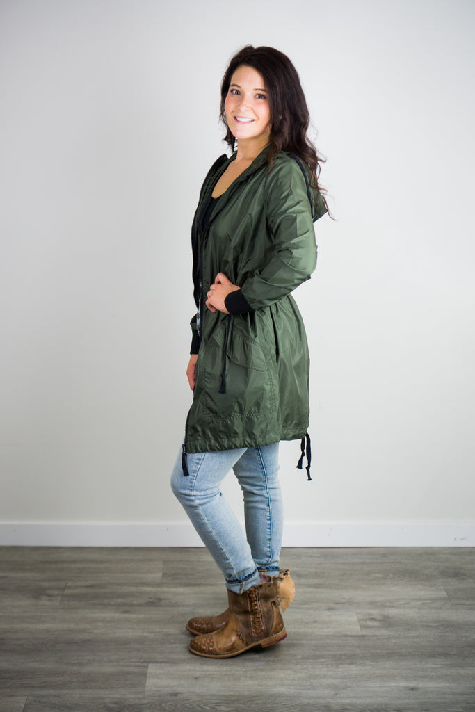BB Dakota Flynn Anorak Jacket