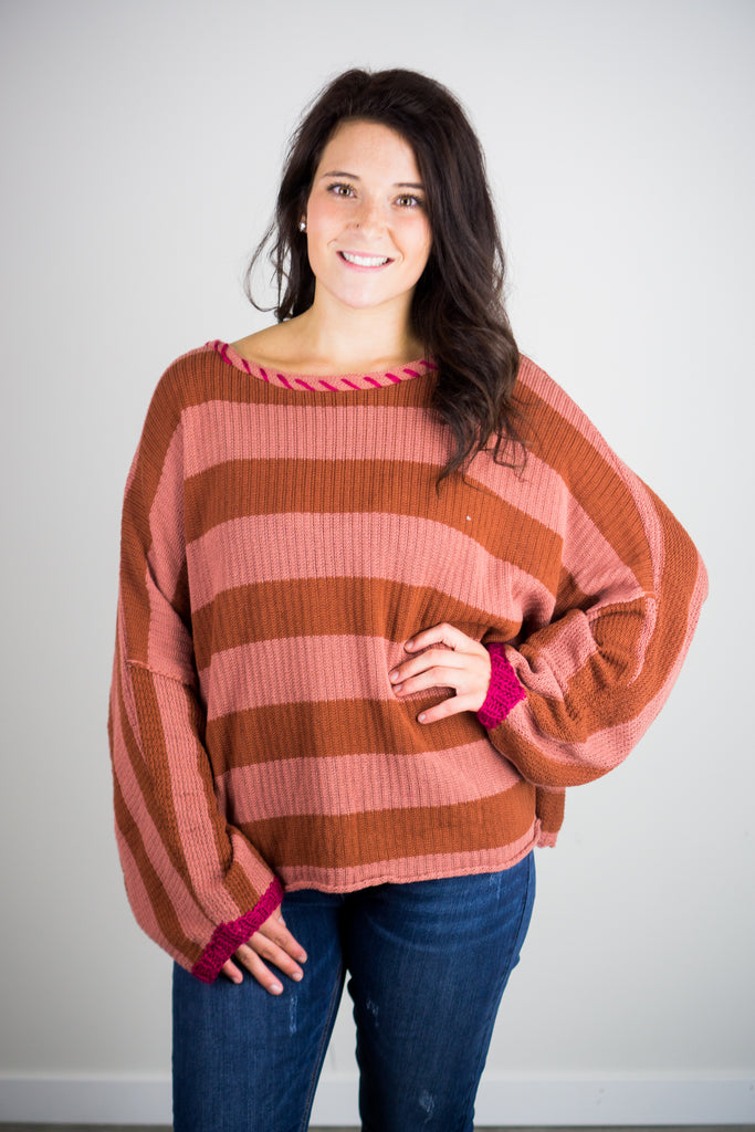Free People Bayway Sweater