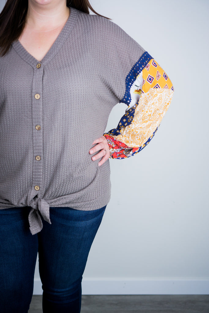 Apple Pie Blouse