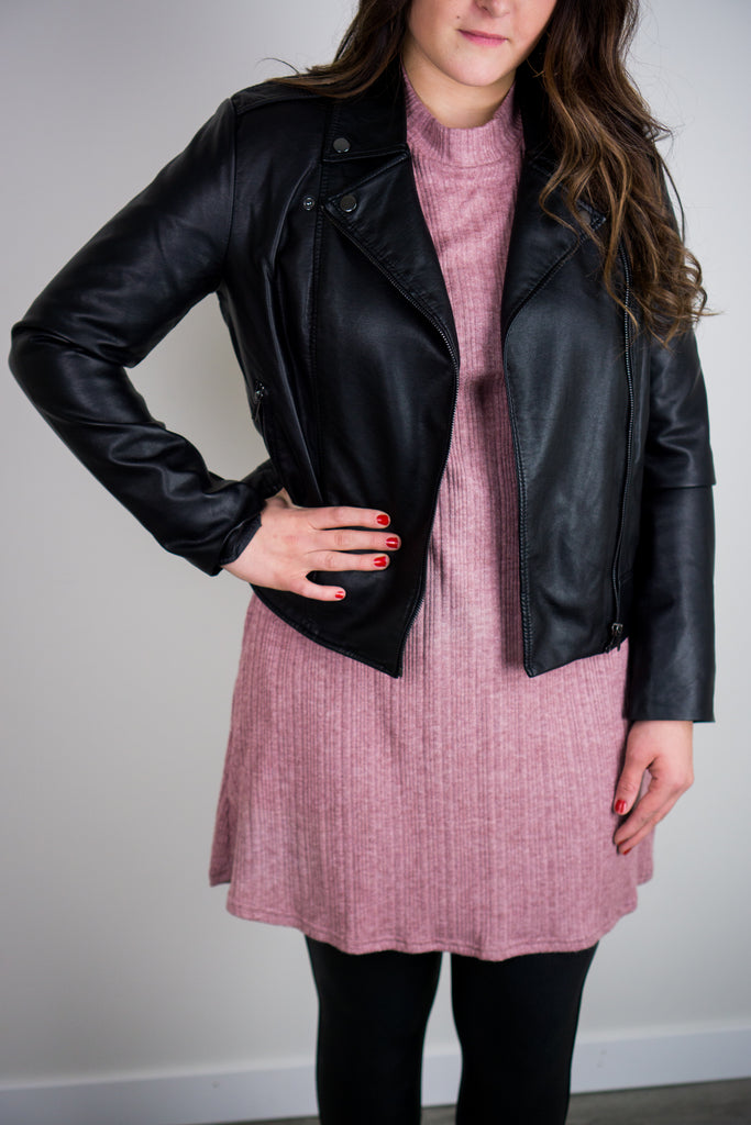 BB Dakota Late Night Black Jacket