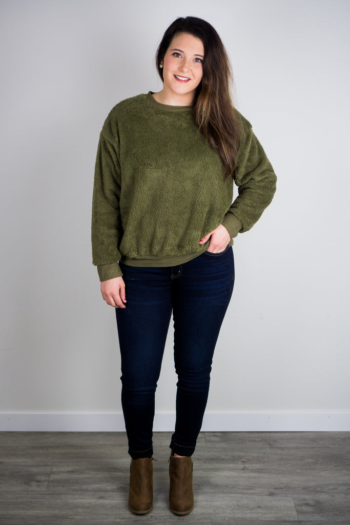 Cozy Up Pullover