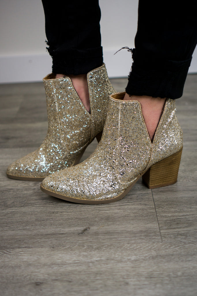 Not Rated Fiera Sparkle Bootie