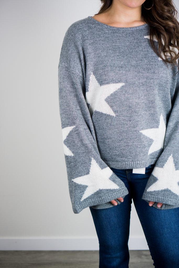 Star Gazing Sweater