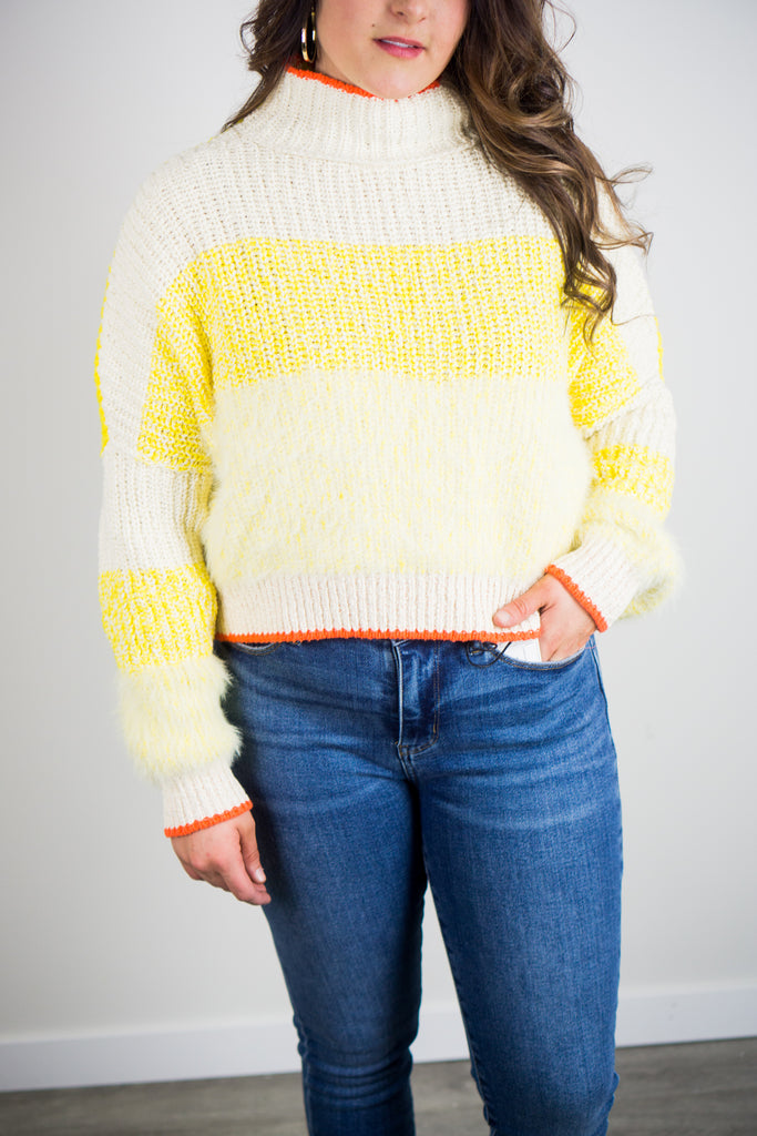 Free People Sunbrite Sweater