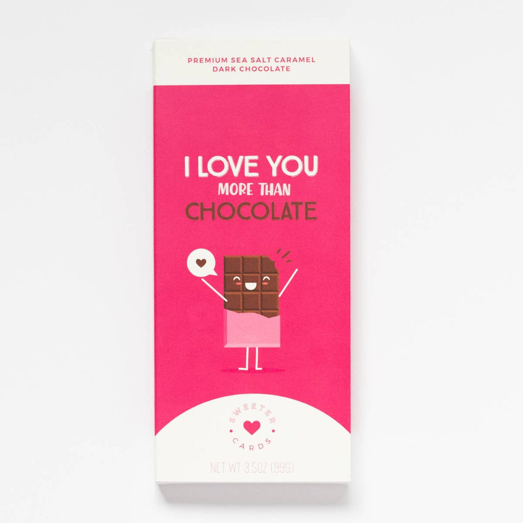 Sweeter Cards Chocolate Bar Cards