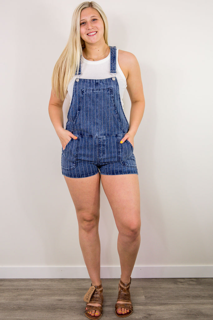 Z Supply Den Short Overall