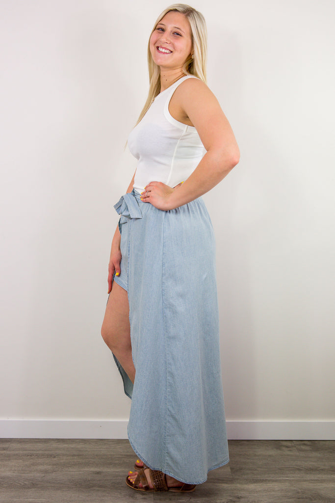 BB Dakota Sea Legs Skirt