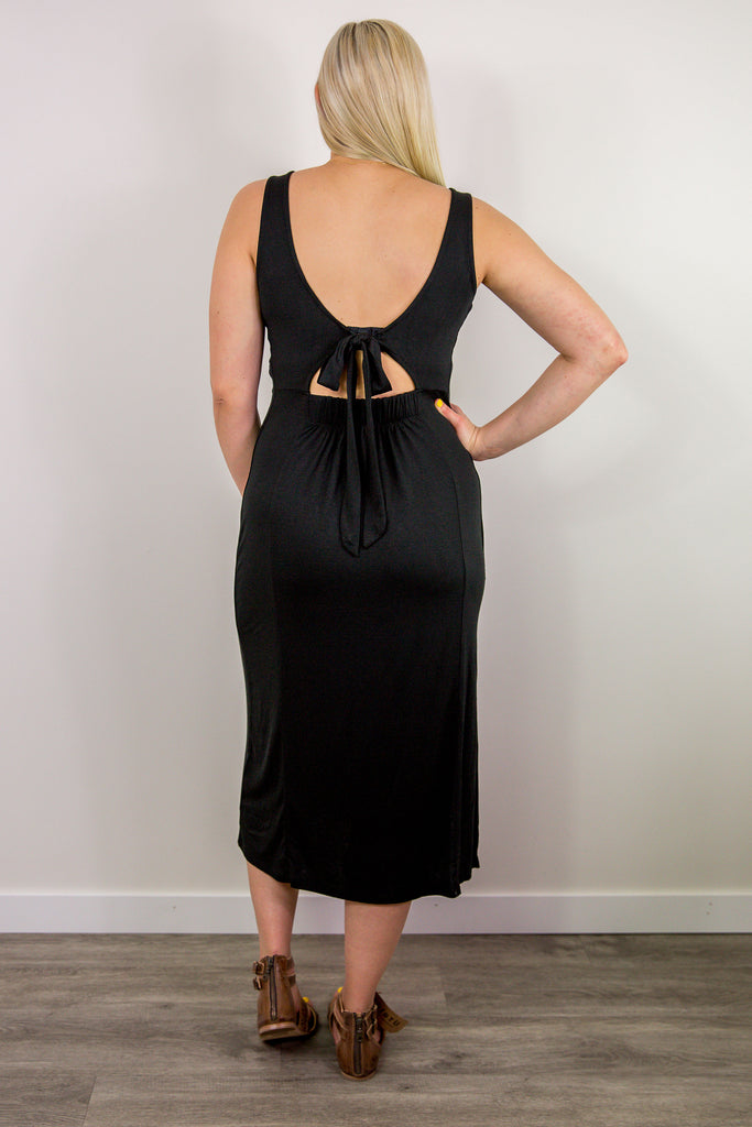 Z Supply Tie Back Dress